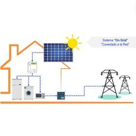 Panel Solar Sistema On Grid en  Agrofertas®