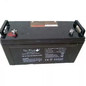 Batería Seca  TB-PLUS de 12V - 120 A en Tecnología Gel en  Agrofertas®
