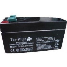 Batería Seca TB-PLUS de 12V - 1.3 A en  Agrofertas®