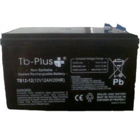 Batería Seca SLA TB-PLUS 12 V 12 A en  Agrofertas®