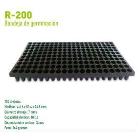 Bandeja de Germinación R-200 en  Agrofertas®