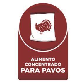 Alimento Concentrado para Pavos en  Agrofertas®