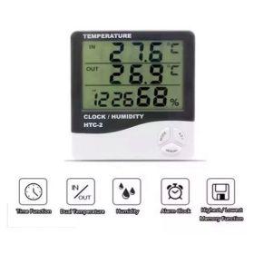 Termohigrometro Digital Htc-2 Temperatura Y Humedad. en  Agrofertas®
