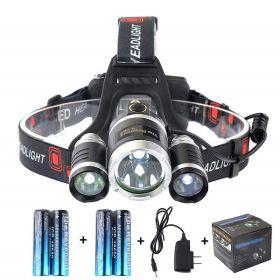 Linterna Frontal LED Recargable The Revenant en  Agrofertas®