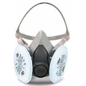 Máscara de Protección Media Serie 3m 6000 en  Agrofertas®