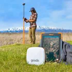 GPS Geode submetrico GNSS en  Agrofertas®