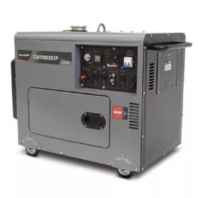 Planta Eléctrica Toyama Diésel XP TDG7000SEXP 7KVA Monofasica 115-230V en  Agrofertas®