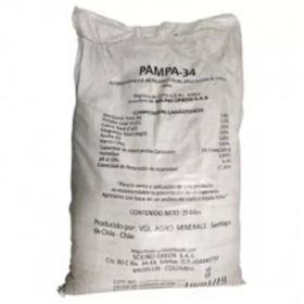 Pampa 34 vende  Terra Petra S.A.S