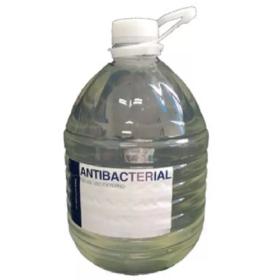 Gel Antibacterial (alcohol glicerinado) vende  Equipos Vet