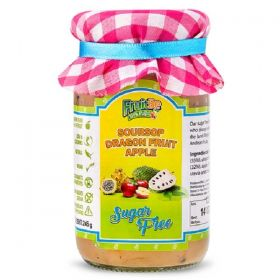Mermelada Libre de Azúcar de Guanabana, Pitahaya y Manzana en  Agrofertas®