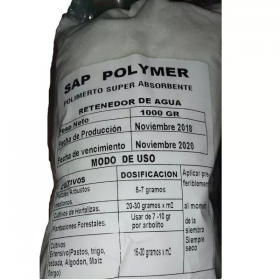 Hidrogel Sap Polymer en  Agrofertas®