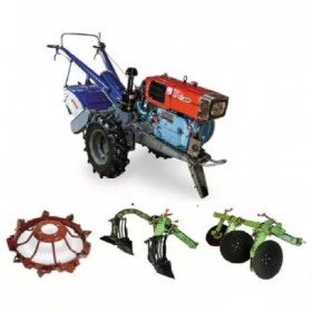 Motocultores Diesel de 15 HP en  Agrofertas®