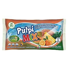 Pulpi Mix - Piña, Naranja y Papaya en  Agrofertas®