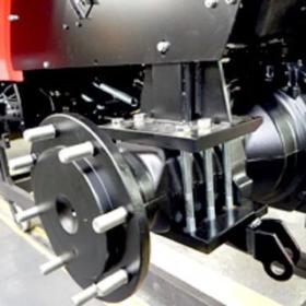 Tractor 1185S Standard 4x4 en  Agrofertas®