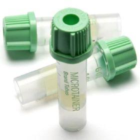 Tubo Vacutainer verde 0.5 ml en  Agrofertas®