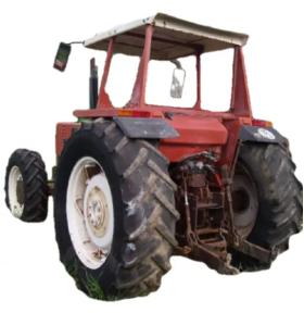 Tractor  Fiat 880E en  Agrofertas®