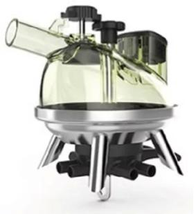 Central Colectora Orbital Inoxidable Premium-450g en  Agrofertas®