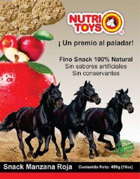 Snack Manzana Roja en  Agrofertas®