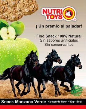 Snack Manzana Verde en  Agrofertas®