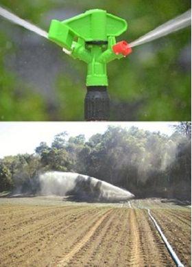 Aspersores Yuzuak en  Agrofertas®