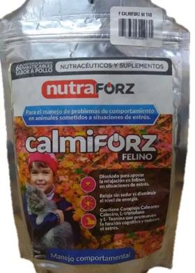 Calmiforz Felino en  Agrofertas®