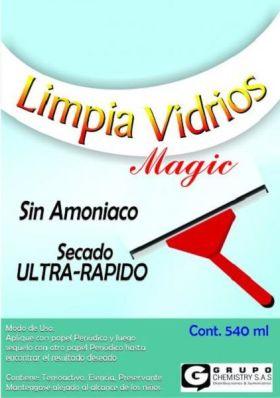 Limpia Vidrios Magic en  Agrofertas®