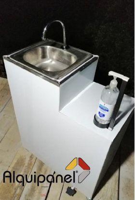 Lavamanos Portátil de 60 Litros en  Agrofertas®