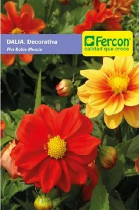Dalia Flor Doble Mezcla en  Agrofertas®